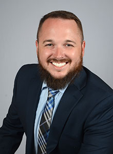 Brandon Robinson : Assistant Regional Property Manager
