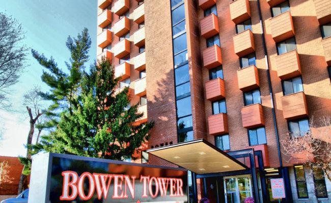 Bowen Tower 32 Exterior