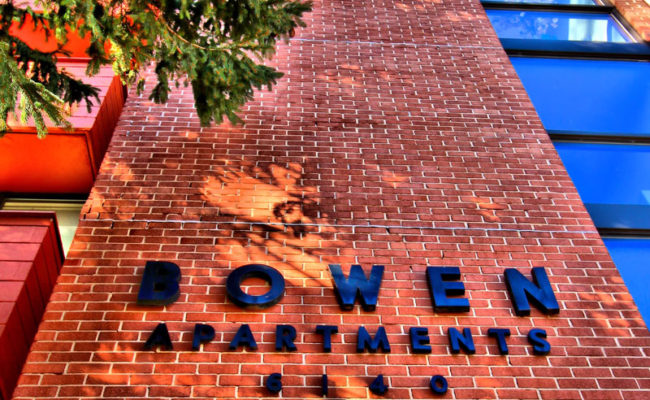 Bowen Tower 5 Exterior