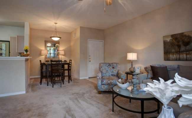 The Grove Living Room Dining