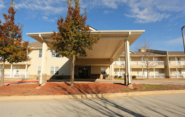 Wedington Place Senior Apartments